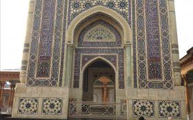 Imam Mohammad Bokhari Shrine - Samarkand - Uzbekistan