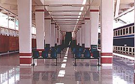 Sadeghiye Metro Station - Tehran