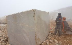Golden Grey Marble Quarry (5)