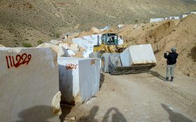 Marmaran Cream Marble Quarry (5)