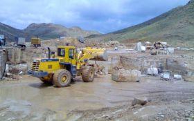 White Onyx Quarry